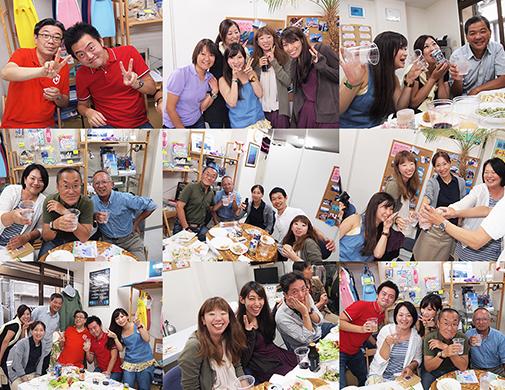2014年9月 サマーパーティー