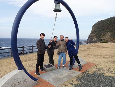伊豆大島ツアー